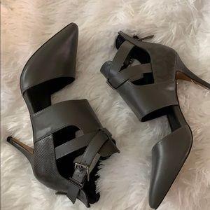 Dark Grey Aldo Heels
